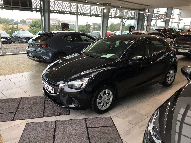 Mazda 2 1,5 Sky-G 90 Vision aut.