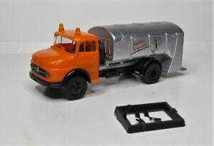 Brekina-1-87-Mercedes-Benz-L-322-camion-de-basura-OVP-47010-barriendo-vuestros-aceras