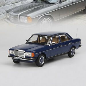 NOREV-COLLECTORS-1-18-Scale-1982-Mercedes-Benz-200-W123-Diecast-Car-Model