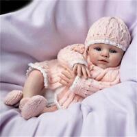ASHTON DRAKE So Truly Real ABBY ROSE Lifelike Baby Doll NEW