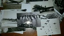 WWII USAAF COLLECTION OF 85 PHOTOS 98TH SQ 440TCG AIRBORNE GLIDERS JUMPS 101ST