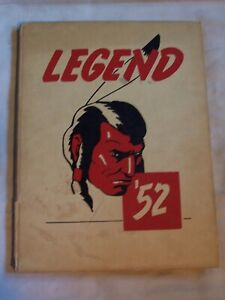 Details About 1952 Grover Cleveland High School Yearbook Portland Oregon Legend Phil Knight