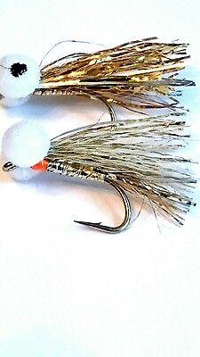 6 sz12 Rutland Cruncher Nymphs Trout Flies by Iain Barr Fly Fishing
