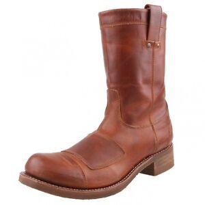 Chaussures Marron Pour D'hiver Neuf Hommes Cuir Sendra En Bottes w8En6Xq