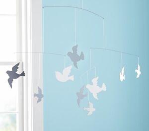 Pottery Barn Kids Mirrored Bird Mobile ( )