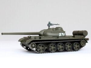 T-54-Camouflage-Soviet-Main-Battle-Tank-WWII-1946-Year-1-72-Scale-Diecast-Model
