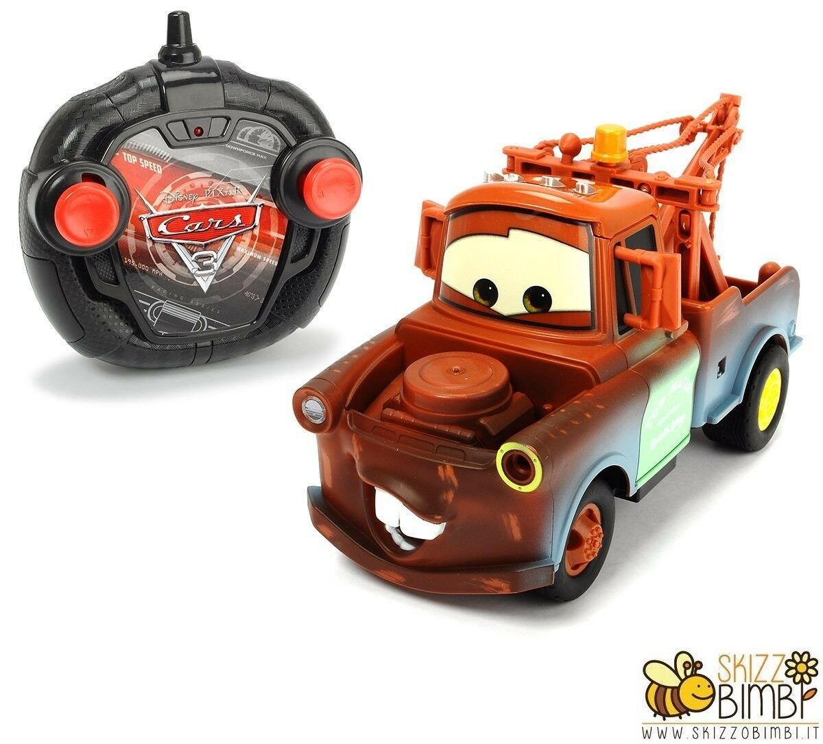 Cars 3 Rc Mater Cricchetto
