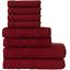 thumbnail 37 - Towel Set 8 Piece Set Bath Towel Hand Towel Washcloth Also in Lot Qute Towels
