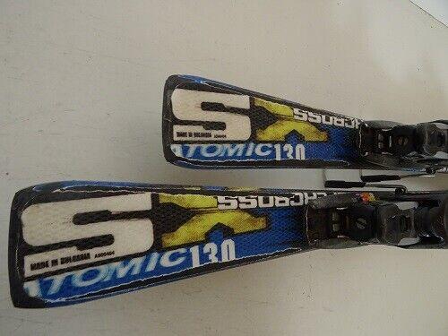 Ski Kinder ATOMIC Supercross mit Bindung Bindung Bindung (Z-Wert - 7 5 130cm (CC9753) 9f0bc9