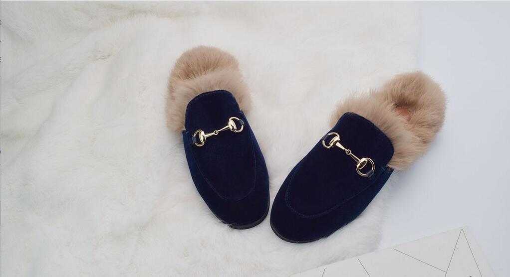 Uomo slip on on slip horsebit backless slippers Real Pelle loafers shoes US5.5-11.5 55396c