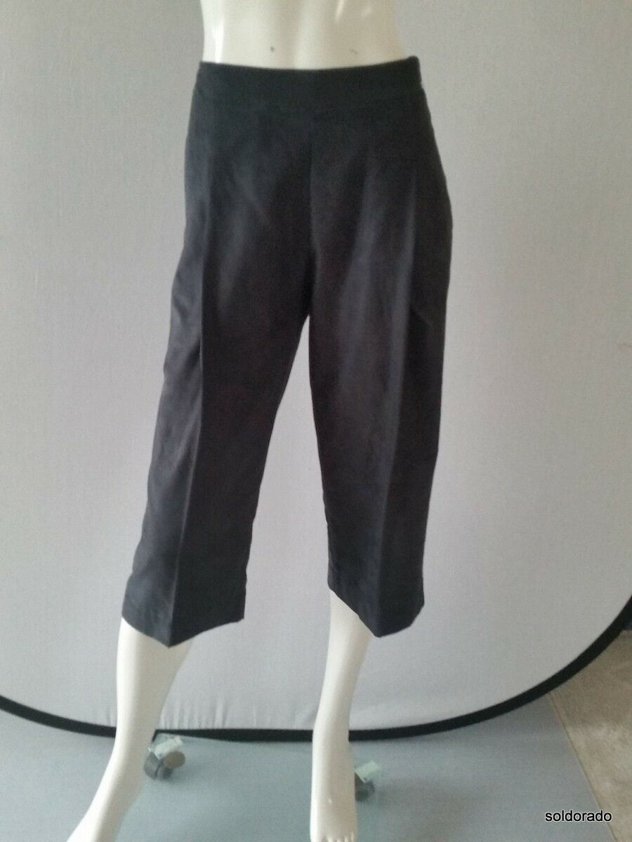 Airfield kulotte pantaloni gonna blu scuro tg. 38 --  NUOVO
