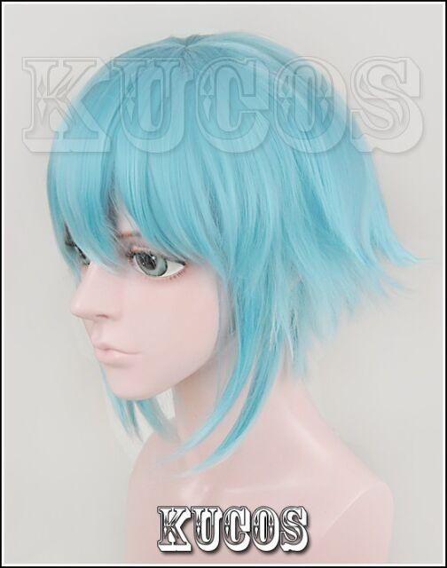 Sword Art Online Gun Gale Online GGO Asada Shino Anime Cosplay Costume Wig +Cap