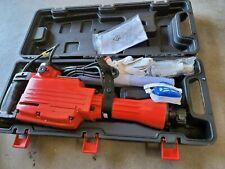 Vivohome 2200w 400 Rpm Electric Demolition Jack Hammer Heavy Duty Concrete Br