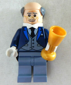 NEW LEGO BATMAN MOVIE ALFRED PENNYWORTH MINIFIG figure ...