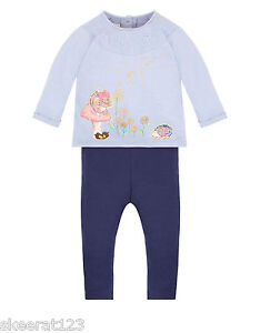 New-Monsoon-Baby-Girl-Squirrel-Dandelion-Olivia-Leggings-Set-22-Half-Price