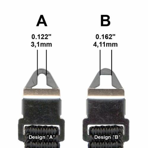 Op//Tech Super Pro B Gurt Passend Für Mamiya Pentax 67 Und Rollei Kameras Black