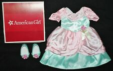 American Girl Doll Cecile/'s Fancy Masquerade Dress NEW Mary Grace Fairy Costume