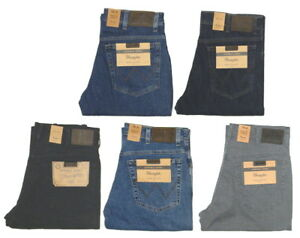WRANGLER-Herren-STRETCH-Jeans-W10I-5-Farben-waehlbar-W-31-bis-46-ANGEBOT