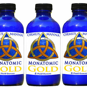 Details about Mono Atomic Rose Gold ORMUS MANNA Supplement, great for Yoga,  Qigong, Meditation