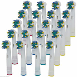 2-4-8Pcs-Electric-Toothbrush-Heads-Oral-B-Compatible-Replacement-Brush-Precision