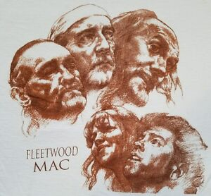 Fleetwood-Mac-Another-Link-In-The-Chain-Tour-T-Shirt-1994-95-Full-Graphic-Sz-L