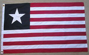 SEWN COTTON, Civil War Flag, Southern Flag, Florida Secession Flag