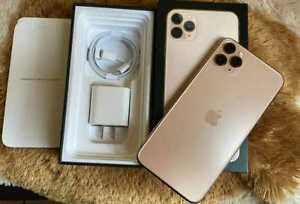 USED Apple iPhone 11 Pro 256GB Gold - Complete, Factory Unlocked