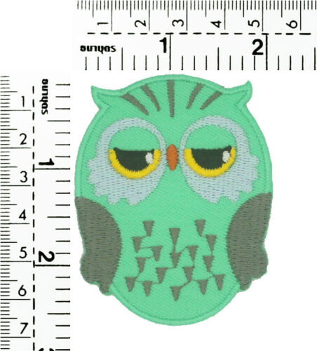 #3861R Animal Cartoon Children Kids Craft Embroidered Sew Iron On Patch Applique