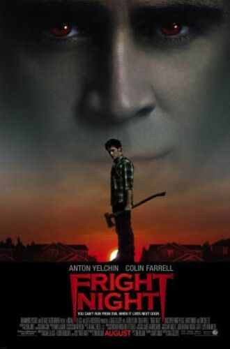 Fright Night Movie Poster 24x36in #01