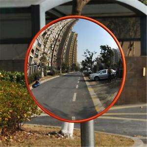 60cm traffic driveway wide angle security safety curved for Mirror 60cm wide