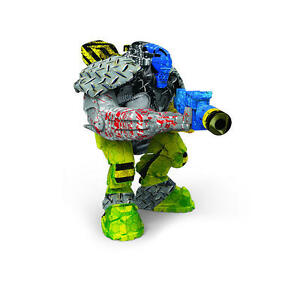 Graphic-Skinz-Design-Studio-Pack-ROBOT-Model-amp-8-Skin-Transfers-by-RoseArt