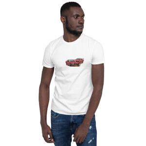 Parnelli Jones Big Oly Baja Bronco Stroppe Short-Sleeve Unisex T-Shirt