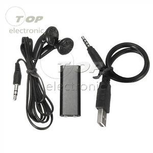 150Hr-USB-8GB-Digital-SPY-Hidden-Audio-Voice-Recorder-Dictaphone-MP3-Player