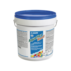 AQUAFLEX ROOF MAPEI - Membrana liquida elastica per impermeabilizzazioni 5 kg