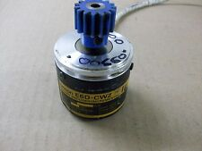 Omron E6d Cwz1e Rotary Encoder 5vdc Used