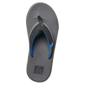 39b9ef777a77 Image is loading Reef-Fanning-Low-Sandals-Grey-Blue-Reef-Clothes-