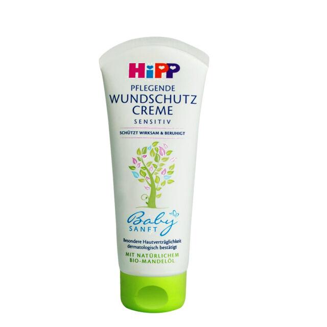 (2,69 €/ 100ml) 100ml Hipp Nourishing Wound Protection Cream Sensitive Baby Soft