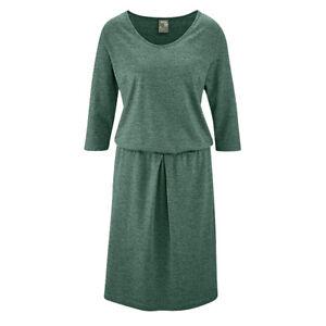 kleid biobaumwolle damen