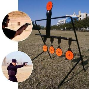 Large-Self-Resetting-Spinner-Air-Rifle-Practice-Shooting-3D-Target-Training