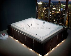 Carron-Celsius-Duo-26-Jet-Whirlpool-Bath-2000-x-1400mm-White-Jacuzzi-Spa