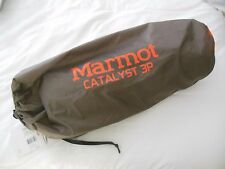 Marmot Catalyst 3P Person Light Weight freestanding Backpacking tent & Marmot Ajax 3p Backpacking Camp Tent 3 Person | eBay