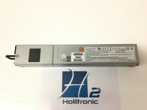 SuperMicro PWS-982P-1R 980W Switching Power Supply *USED*