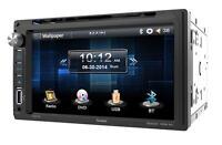 Farenheit Ti-651b Double Din Dvd/cd/wma Player 6.5 Touchscreen Bluetooth Remote