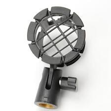 New C-1 Microphone Mic Suspension Shock Mount Clamp Condenser Holder Clip