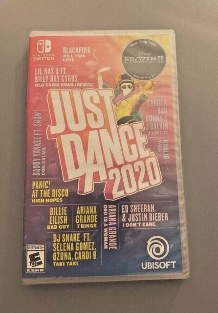 Just Dance 2020 (Nintendo Switch)