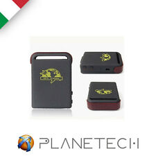 LOCALIZZATORE SATELLITARE GPS GSM GPRS ANTIFURTO TRACKER SOS TASCABILE TK-102