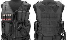 New! Matrix Special Forces Crossdraw Tactical Protective Vest