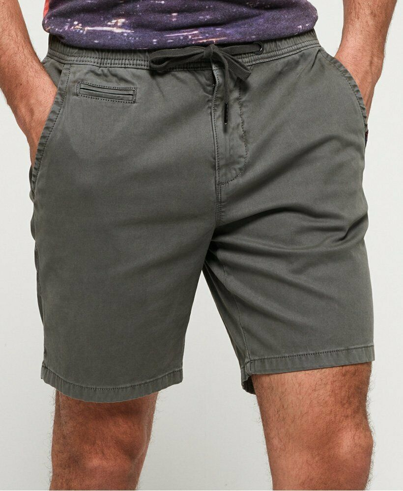 SUPERDRY SUNSCORCHED SHORT Spinningfield Grey
