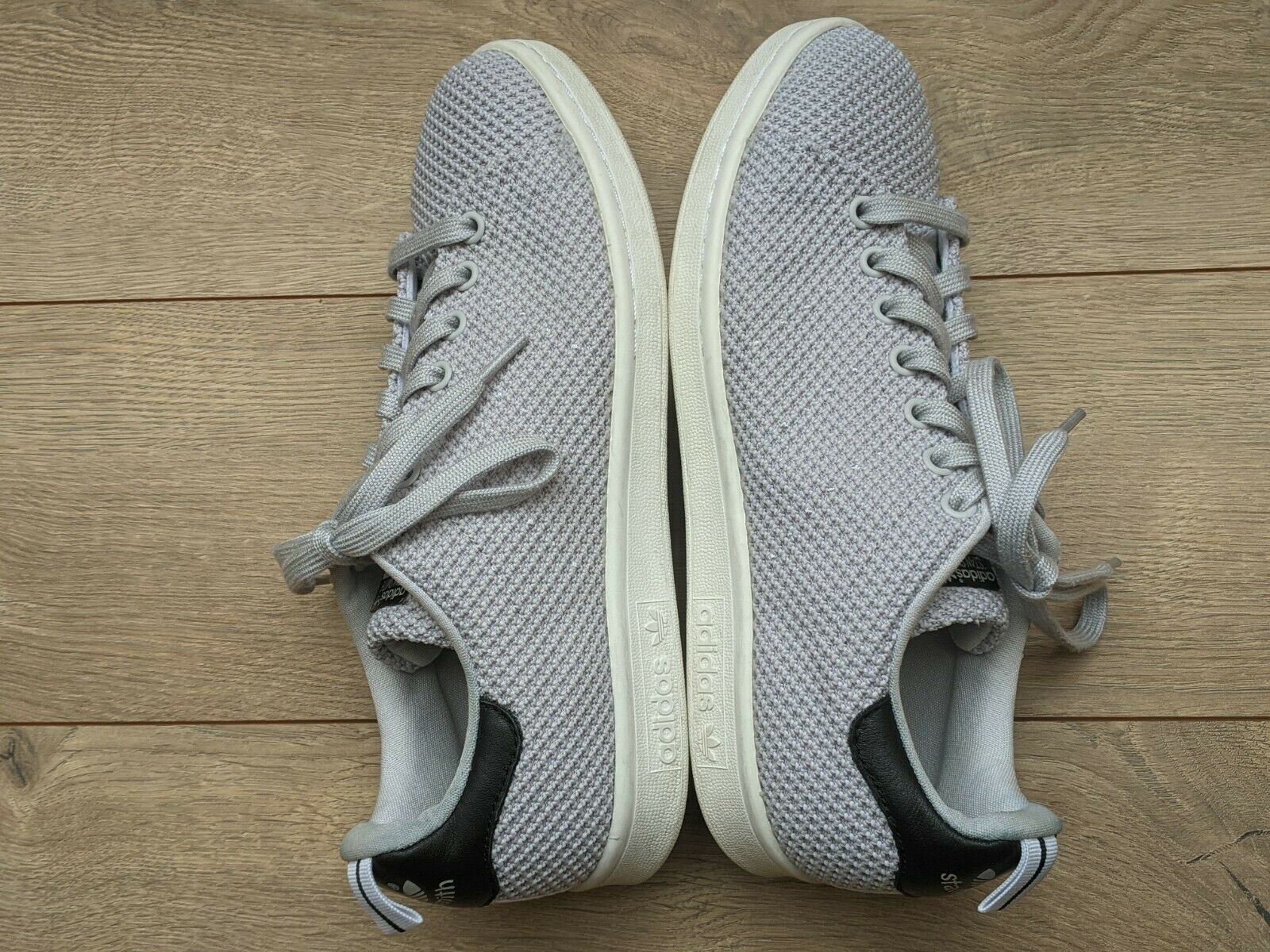 Size 8 - adidas Stan Smith CK Light Solid Gray for sale online | eBay