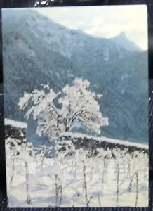 Switzerland Paysage d039hiver  posted 1988 - Newent, United Kingdom - Switzerland Paysage d039hiver  posted 1988 - Newent, United Kingdom